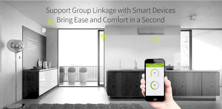គ្រប់គ្រងផ្ទះទាំងមូលដោយប្រើទូរស័ព្ទដៃតាមរយៈ IOTX Smart Home