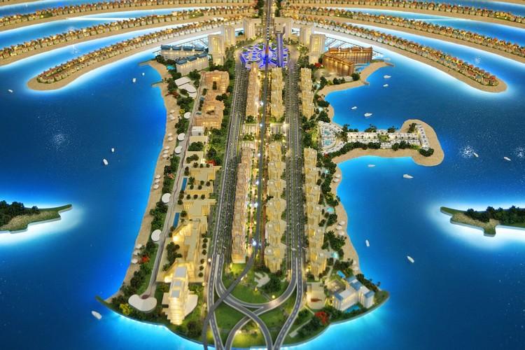 Impressive Man-Made Palm Island - KHB MEDIA